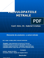 Valvulopatiile Mitrale Si Aortice- Curs Final Octombrie 2011
