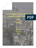 Information Et de La Les Technologies de l