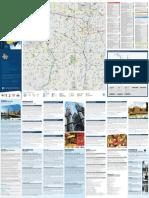 Mapa Geral da Cidade de São Paulo