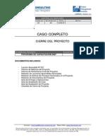CGPR 050 04 Documentos Cierre