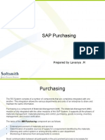 Sap Purchase