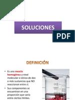 3.2 SOLUCIONES