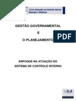 Gestão e Planejamento Governamental