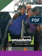 Encuesta de Violecia en Mujeres Indígenas