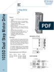 AMP 1035D Specsheet