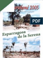 Programa Fiestas San Bartolomé 2005