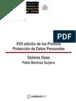 Glosario Iberoamericano de Protección de Datos Personales
