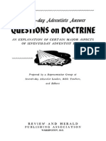 Questions on Doctrine