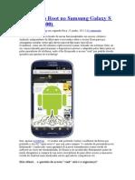 Faça Acesso Root No Samsung Galaxy S III