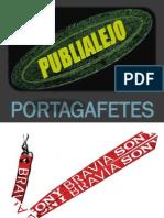 PORTAGAFETES PUBLIALEJO