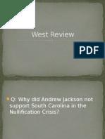 west unit test review