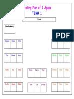 T1 Seating Plan