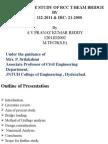 Comparative Study of Rcc T-beam Bridge By12