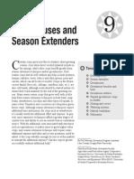Greenhouses & Season Extenders; Gardening Guidebook for Fairbanks, Alaska