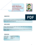 CV Fayyaz PhD Updated NED HEC