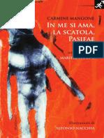 "CarmineMangone, ""In me si ama, la scatola, Pasifae"""