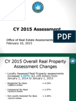 14-3583_CY 2015 Assessment Powerpoint Presentation