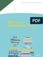 """WerdeDigital.at Leitfaden """"Das neue Arbeiten im Netz"""""""