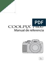 Manual NIKON P600