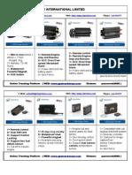 Catalog of ZY GPS Tracker-Mariana