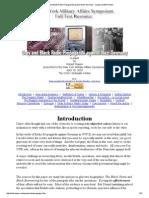 Gray and Black Radio Propaganda Against Nazi Germany - A Paper by Bob Rowen