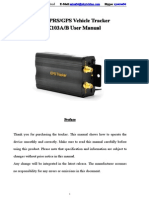 GPS Tracker 103AB User Manual-Mariana (1)