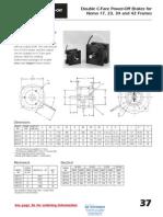 Inertia Dynamic TypeMPC Specsheet