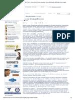 CATHO - Artigo Divisão Da Economia