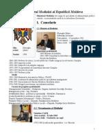 Ministerul Mediului Al Republicii Moldova