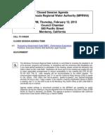 MPRWA Agenda Packet 02-12-15