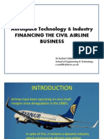 4_Financing the Civil Airline Business
