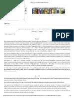 La Formación Carbonera y sus implicaciones tectónicas, estados de Coahuila y Nuevo León
