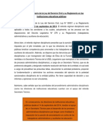 RDIE2_ Régimen Disciplinario de La Ley Del Servicio Civil y Su Reglamento