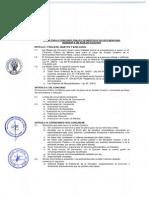 Bases Par El Concurso Público de Mérito 001-2015 Para Designar Auxiliar Coactivo