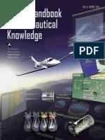 Pilot's Handbook of Aeronautical Knowledge a