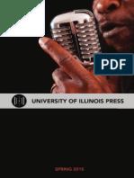 University of Illinois Press Spring Catalog 2015