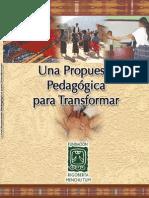 Una propuesta pedagógica para transformar
