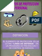 Elementos de Proteccion Personal-jc