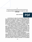 La Dramaturgia Emergente en Buenos Aires, 1990-2000