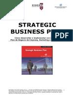 Strategic Business Plan - Innova España