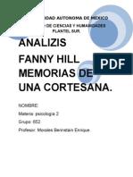 Fanny hill memorias de una cortesana