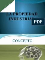 diapositivas de La Propiedad Industrial