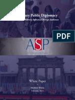Military Public Diplomacy