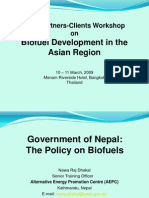 Biofuels in Nepal_NRDhakal