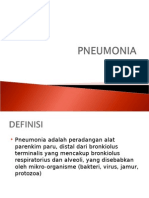 Pneumonia Bang Deni