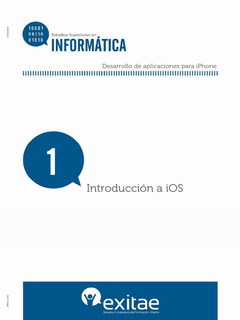 Libro Ios 6: Desarrollo De Aplicaciones PDF ePub - LibrosPub