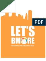 let's bmore campaign proposal
