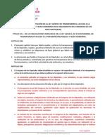 Reforma del Reglamento de UPyD  -Transparencia Vfred