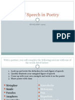 figures of speech and revision