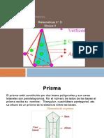 Prismas y Pirámides